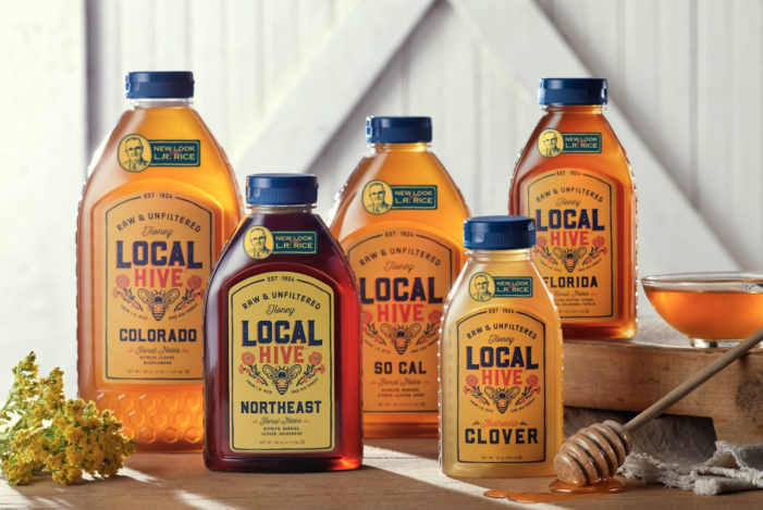 Heritage Honey Producer Rice's Rebrands to Local Hive and Promotes Conservation Efforts