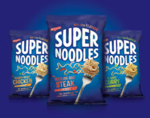 Family (and friends) Refreshes Branding For McDonnell's Supernoodles