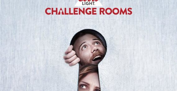Coors Light Creates Escape Room Experience in Ireland