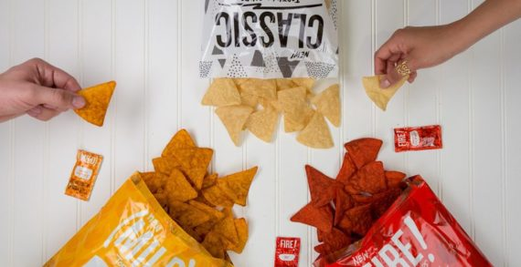 Taco Bell Tortilla Chips Spice Up Stores in the US