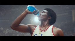 An Old Timer Pines for Powerade in W+K's Fun March Madness Flashback