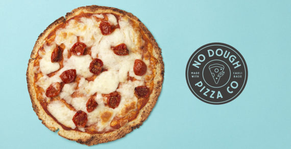 Cauliflower-Based Pizza Brand No Dough Pizza Co. Launches in Supermarkets UK-wide