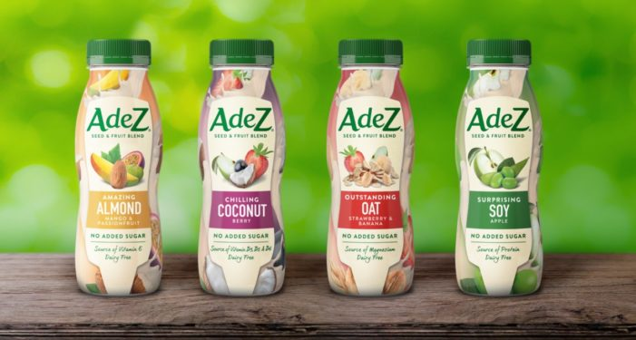 Coca-Cola Launches Dairy-Free Beverage AdeZ in the European Market – FAB  News
