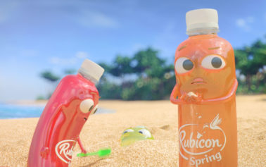 BMB Creates Cheeky Animated Campaign for Rubicon Spring