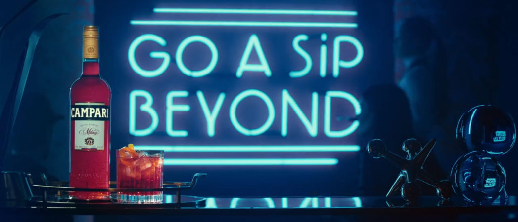 Campari Invites Audiences to Go a Sip Beyond with New US Ad Campaign