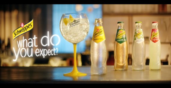 "Schweppes Releases New Brand Film ""What Do You Expect?"" by BETC Paris"