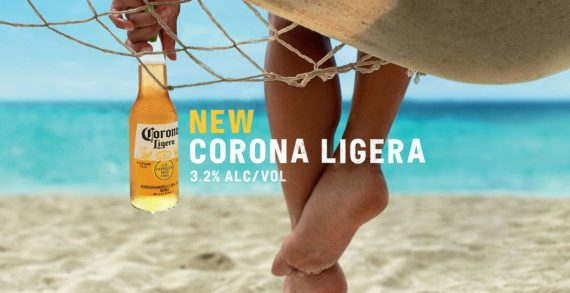 Corona Launches Mid-Strength Ligera Beer in Australia with No TV Presence
