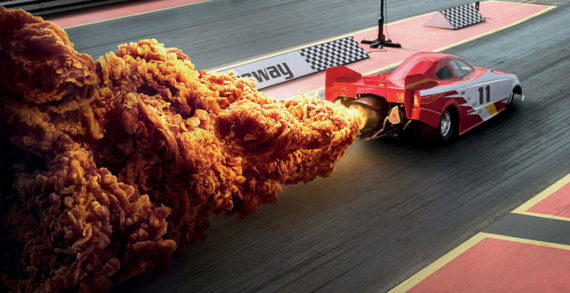 KFC's Explosive New 'Hot & Spicy' Campaign Visually Brings Heat to Life
