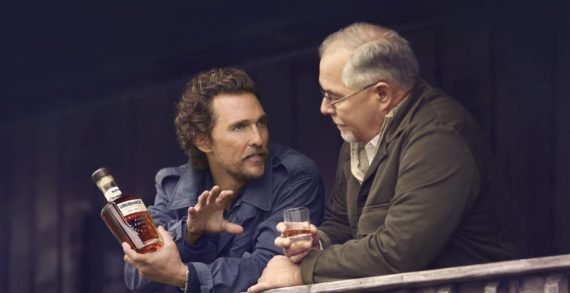 Matthew McConaughey Teams with Bourbon Hall of Famer to Launch New Wild Turkey Longbranch