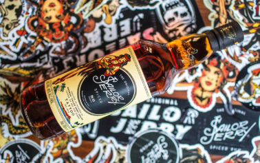 """Sailor Jerry Spiced Rum Unveils Redesigned Bottle Honouring Tattoo Legend Norman """"Sailor Jerry"""" Collins"""