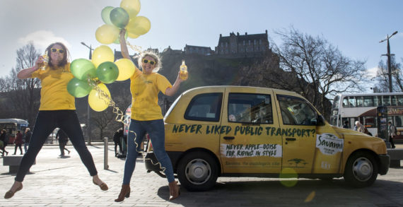 Savanna Tasked Edinburgh Locals to Sing for their Cider