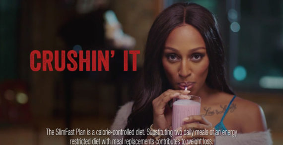 SlimFast UK and HeyHuman launch new 'Works for Me' TV campaign with Alexandra Burke