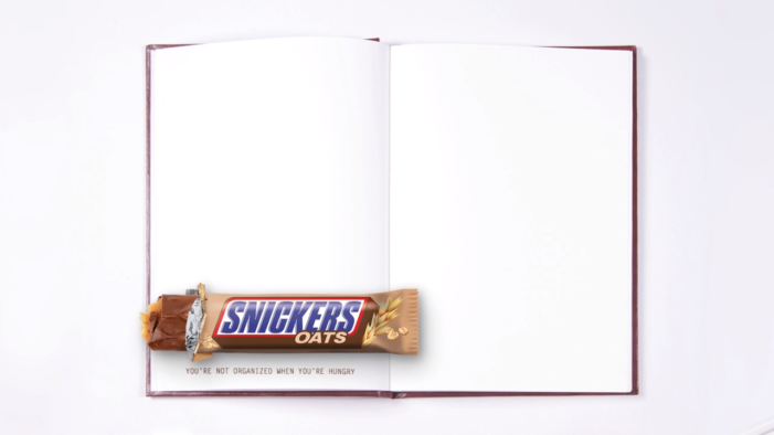 BBDO Guerrero Philippines Introduces the Snickers Disorganiser in March… Not January