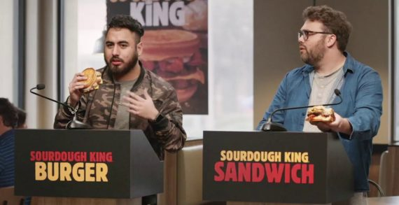 Burger King's New Sourdough King Offering Triggers a Great Debate in the US