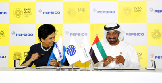 Expo 2020 Dubai & PepsiCo Team to Bring a New Vision for Beverages & Snacks for Millions of Global Visitors