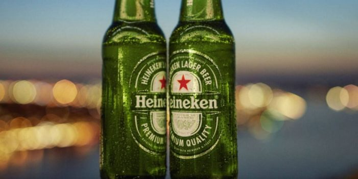Heineken Partners with Chinese Brewer CR Beer to Propel Growth in World's Largest Beer Market