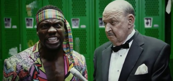 Mountain Dew Explores Kevin Hart's Mind to Find What Gets Him Hyped Up