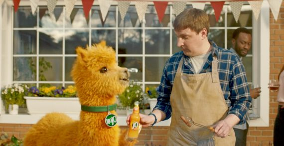 New Britvic Campaign by VCCP Wants You to Find Your Social Mojo