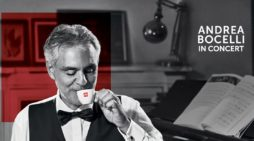 "illy Pays Tribute to the Timeless Art of Andrea Bocelli in New ""LIVEHAPPilly"" Campaign"