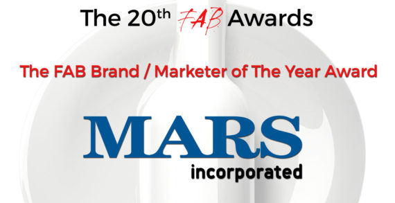 Mars, Incorporated Regain The YouTube FAB Brand / Marketer Of The Year Award
