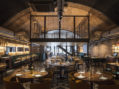 DesignLSM Create a Refined, Urban Dining Experience for Cinnamon Kitchen in Battersea