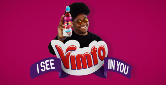 Vimto Repositions Brand with 'I See Vimto in You'  Anti-Advertising Campaign