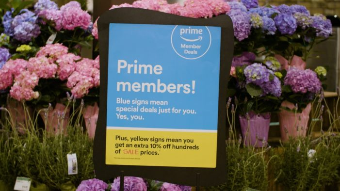 Amazon Launches Special Whole Foods Discounts for Prime Members