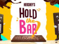 Hershey's and Aktuellmix Tap Into Brazil's Pop Culture to Launch New 'Hold The Bar' Campaign