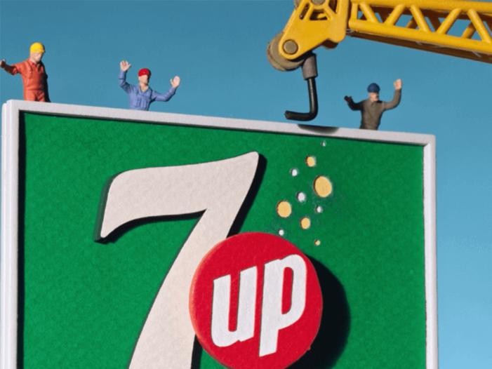 PepsiCo Latin America 'Refresh' 7Up Campaign With Impero