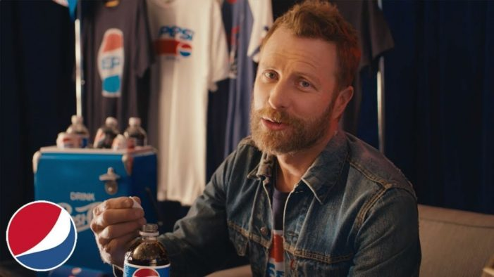 Pepsi Taps Country Music Star Dierks Bentley for 'Generations' Campaign