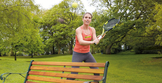 Nature Valley Serves up its Biggest Ever Grassroots Tennis Campaign