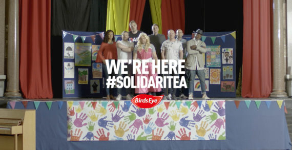 Birds Eye Backs 'Dadding' in #Solidaritea Father's Day Campaign by Recipe