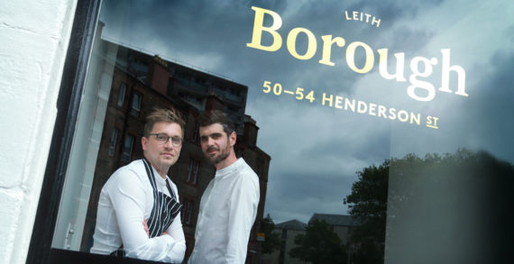 'Borough' Announces Restaurant Opening in Leith