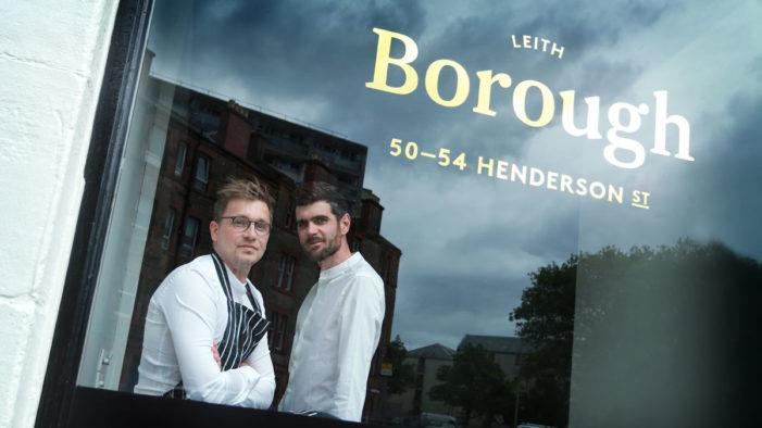 'Borough' Announces Restaurant Opening in Leith