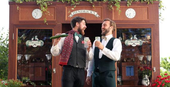 Hendrick's Gin Launch Cucumber Exchange in Celebration of World Cucumber Day