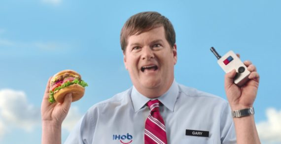 IHOP Changes Name to IHOB and Reveals the 'B' is for Burgers