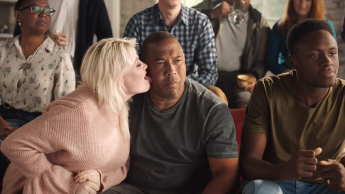 John Barnes Gets Licked a Lot in Just Eat's World Cup #PutItOnAPlate Campaign