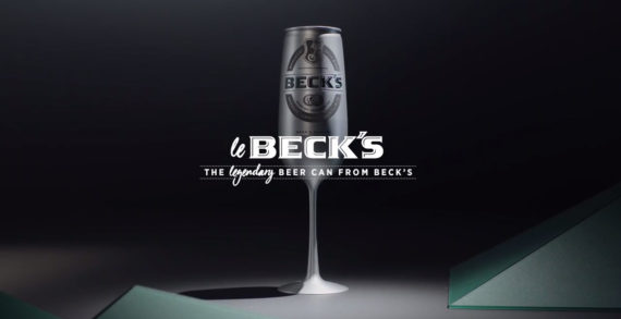 Serviceplan Creates Le BECK'S: A Luxury Design Twist on the Beer Can from German Beer Brand Beck's