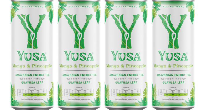 BFT Drinks Launches Yusa Energy Tea Created from Guayusa Leaves