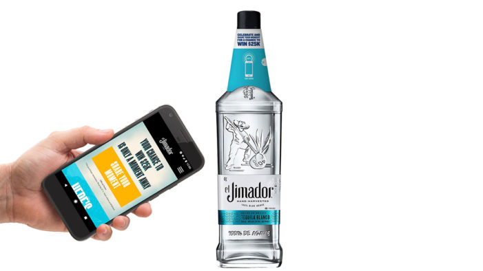 """El Jimador Chooses Thinfilm's NFC Mobile Marketing Solution to Amplify its """"Soccer Moments"""" Campaign"""