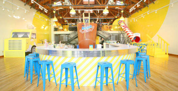 Nestlé Nesquik Celebrates 70th Anniversary with Week-Long Pop-Up Experience in the US