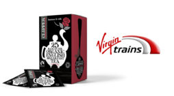 Clipper Teas Speeds to Success with Virgin Trains Deal