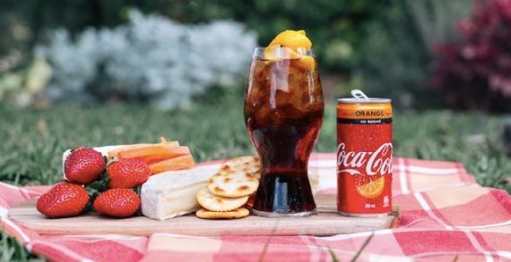 Coca-Cola Pushes Limited Edition Coca-Cola Orange No Sugar Product in Australia