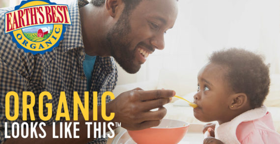 "Earth's Best Unveils New ""Organic Looks Like This"" Campaign by Burns Group"