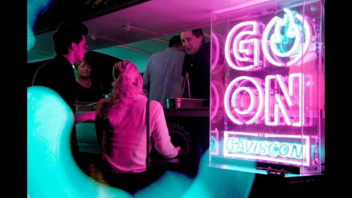 Gaviscon Goes on Tour in the UK with pH Neutral Street Food