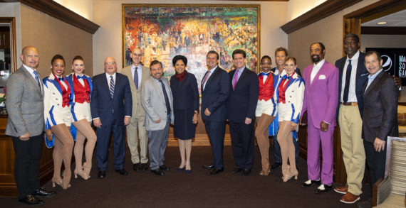 The Madison Square Garden Company and PepsiCo Announce Historic Partnership