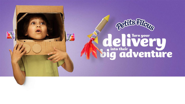 Petits Filous Announce Ground-Breaking Partnership with Amazon Pantry to Support Free Play Initiative