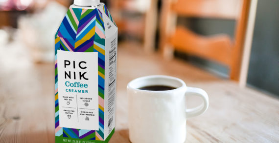 Picnik Butter Coffee Creamer Stirs In Functionality SIG'S Combidome Carton Pack