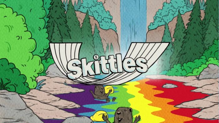 Skittles Counts Down to Pride in London 2018 with Daily Animations from adam&eveDDB