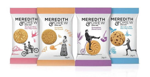 Anthem Develops Premium Packaging and Brand Identity for pladis' 'Meredith & Drew' Range